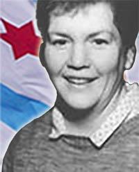Patrolman Helen P. Cardwell    Star #1181