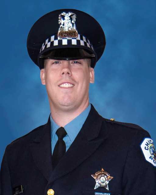 Police Officer Conrad Charles Gary    Star #12003