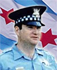 Patrolman Gary M. Gradle    Star #9366