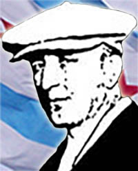 Herbert Nelson Hagberg  | Star #1028