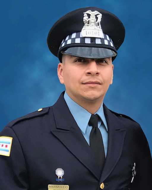 "Police Officer Eduardo ""Lalo""  Marmolejo  | Star #10101"