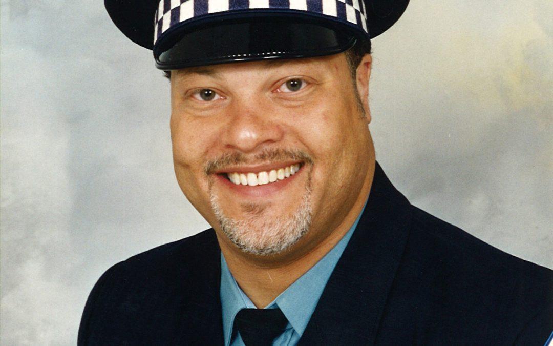 Police Officer Paul Winston Nauden    Star #10803